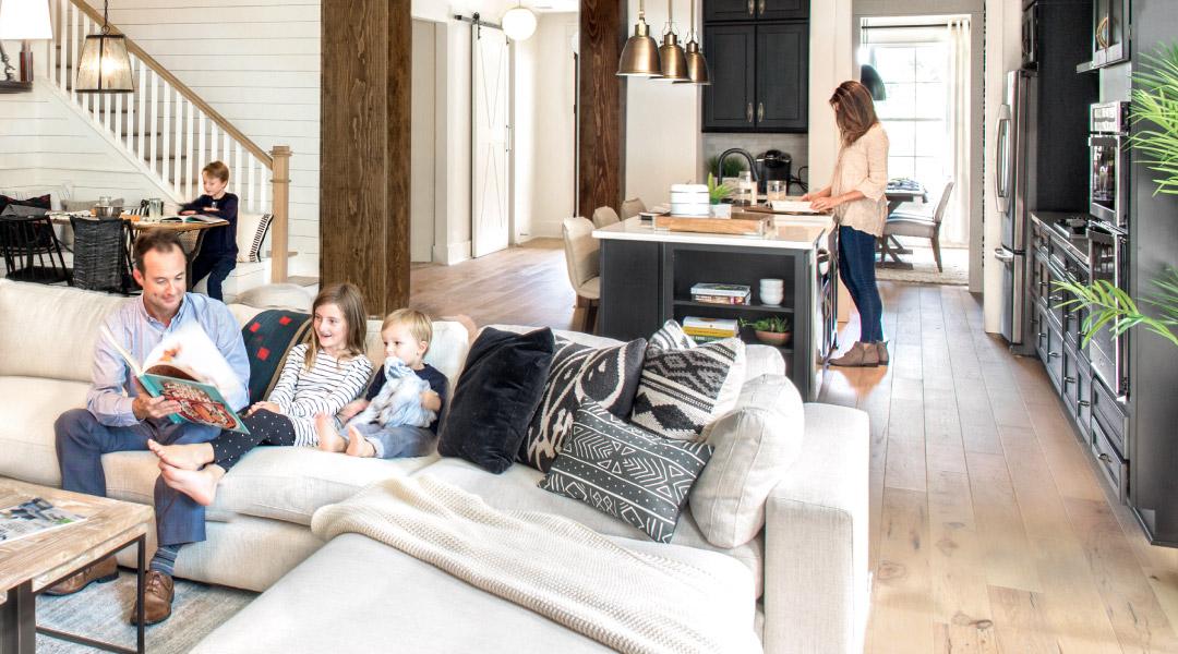 Crescent Homes Incentives